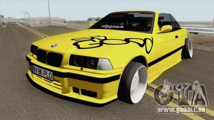 BMW E36 Cabrio für GTA San Andreas