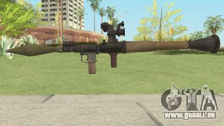RPG 7 (Medal Of Honor 2010) pour GTA San Andreas