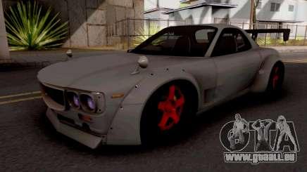 Mazda RX-7 Pandem Boss pour GTA San Andreas