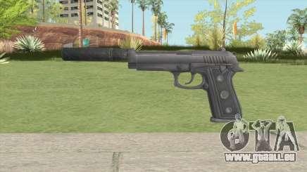 Silenced Pistol (Max Payne 3) pour GTA San Andreas