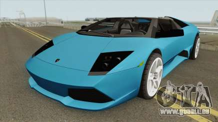 Lamborghini Murcielago LP640 Roadster pour GTA San Andreas