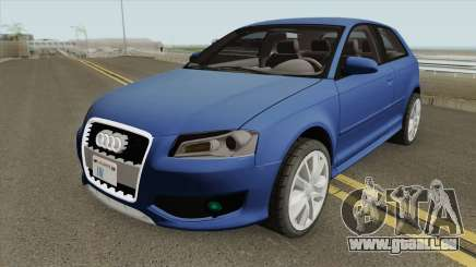 Audi A3 2010 für GTA San Andreas