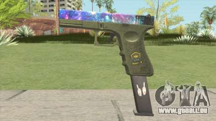 Desert Eagle (Ticket Skin) pour GTA San Andreas