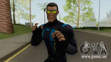 Black Lightning Heroic für GTA San Andreas