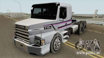 Scania 113H SA Style pour GTA San Andreas