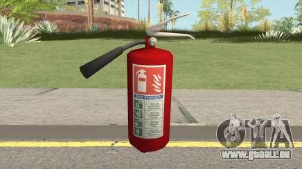 Fire Extinguisher HQ pour GTA San Andreas