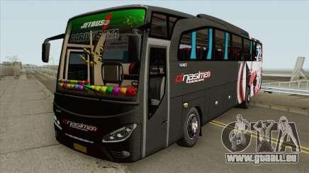 HINO RN285 Indonesian Dnasima pour GTA San Andreas
