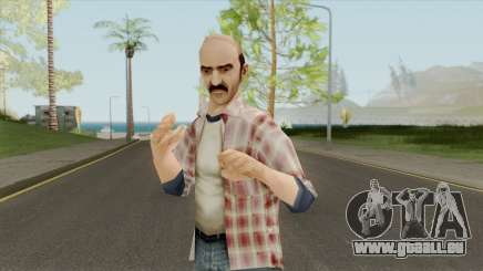 Marty J. Williams (VCS) pour GTA San Andreas