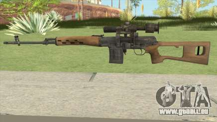 SVD (Medal Of Honor 2010) pour GTA San Andreas