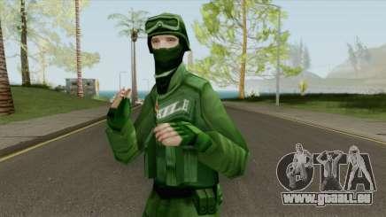 Gope De Chile Skin pour GTA San Andreas