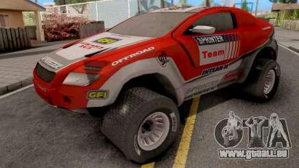 Sprinter Dakar pour GTA San Andreas