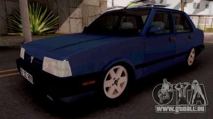Tofas Dogan ES Sedan pour GTA San Andreas
