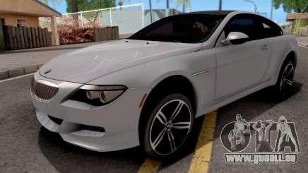 BMW M6 E63 2010 pour GTA San Andreas