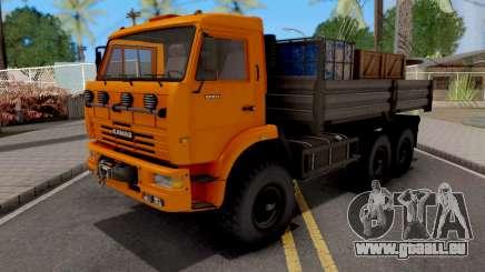 KamAZ-6522 6x6 pour GTA San Andreas