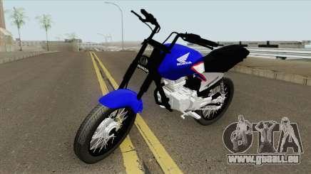 Honda Titan Stunt pour GTA San Andreas