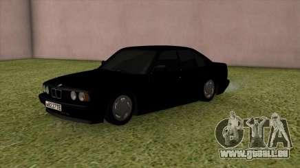 BMW 535i 90s pour GTA San Andreas