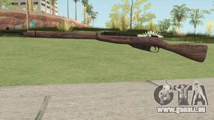 Rifle HQ pour GTA San Andreas