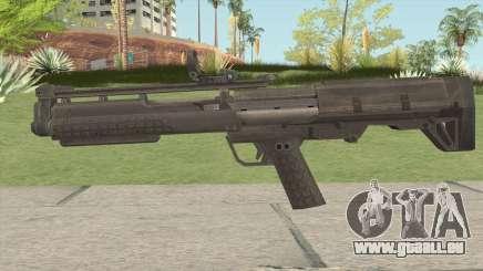 KSG 12 Reflex pour GTA San Andreas