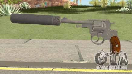 PUBG Revolver M1895 Silenced pour GTA San Andreas