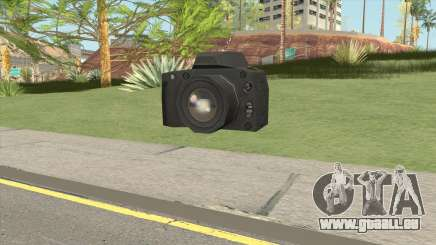New Camera für GTA San Andreas