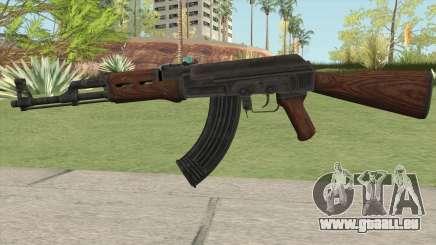 AK 47 HQ pour GTA San Andreas