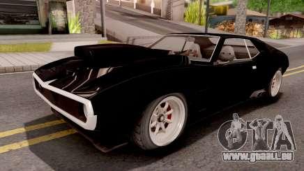 Schyster Deviant GTA V v2 IVF für GTA San Andreas