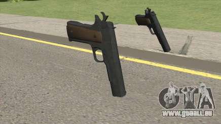 Colt 45 HQ pour GTA San Andreas