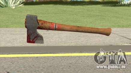 Hatchet (Bloody) GTA V pour GTA San Andreas