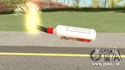 New Molotov Cocktail pour GTA San Andreas