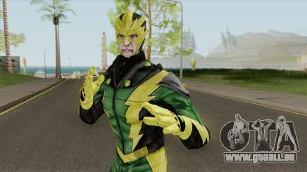 Electro From Marvel Ultimate Alliance 2 pour GTA San Andreas