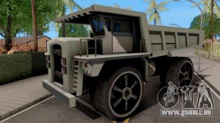 Dumper Custom pour GTA San Andreas
