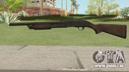 Shotgun HQ pour GTA San Andreas