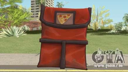Parachute PizzaPit (Fortnite) pour GTA San Andreas