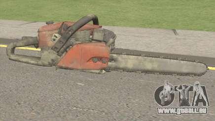 Chainsaw HQ für GTA San Andreas