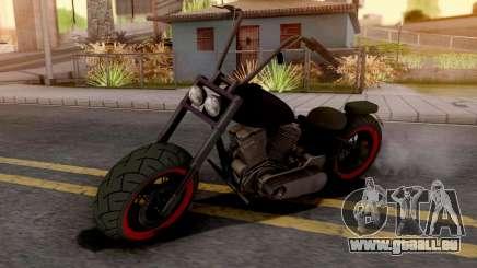 Zombie Bike für GTA San Andreas
