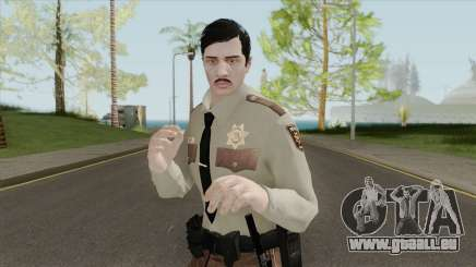 Arklay County Sheriff V1 pour GTA San Andreas