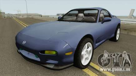 Mazda RX7 HQ pour GTA San Andreas