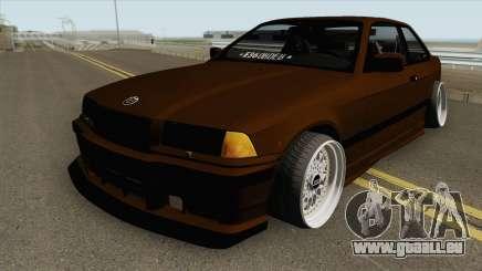 BMW E36 Coupe MQ für GTA San Andreas