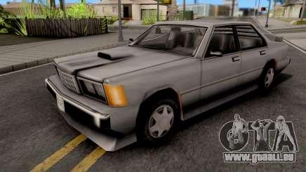 Sentinel XS GTA VC für GTA San Andreas