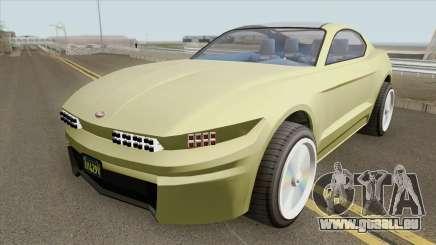 Vapid Torpedo GTA V für GTA San Andreas