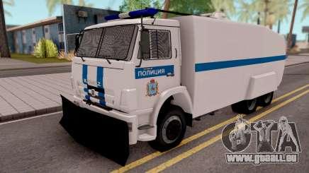 KamAZ 65116 De La Police pour GTA San Andreas