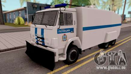KamAZ 65116 Polizei für GTA San Andreas