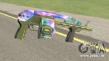 Shotgun (Ticket Skin) pour GTA San Andreas