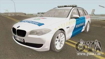 BMW 530d Magyar Rendorseg für GTA San Andreas