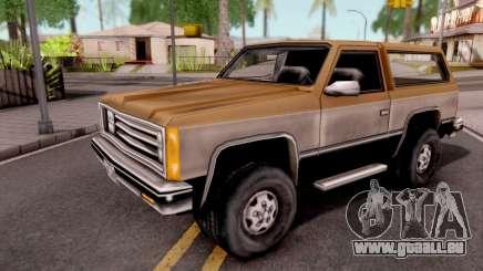 Rancher GTA VC pour GTA San Andreas