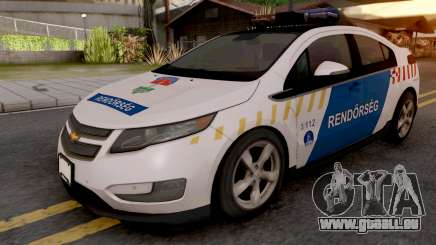 Chevrolet Volt Magyar Rendorseg für GTA San Andreas