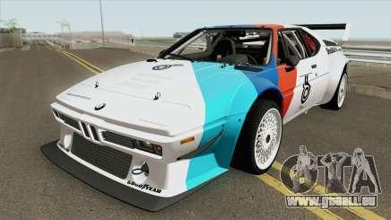 BMW M1 Procar 1979 pour GTA San Andreas