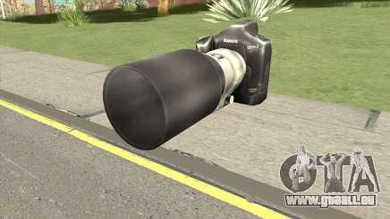 Camera HQ für GTA San Andreas