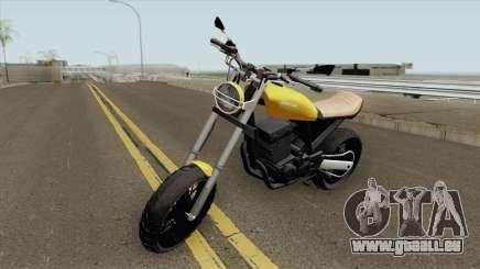 Paragon (Honda Twister 250) für GTA San Andreas