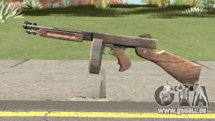 Chicago Typewriter Drum (Resident Evil 4) pour GTA San Andreas